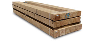 Photo Oak beams for structures Grade Q-P A/1