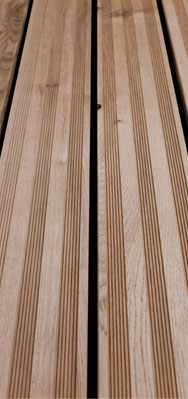 TMW Oak strips – Decking and Cladding