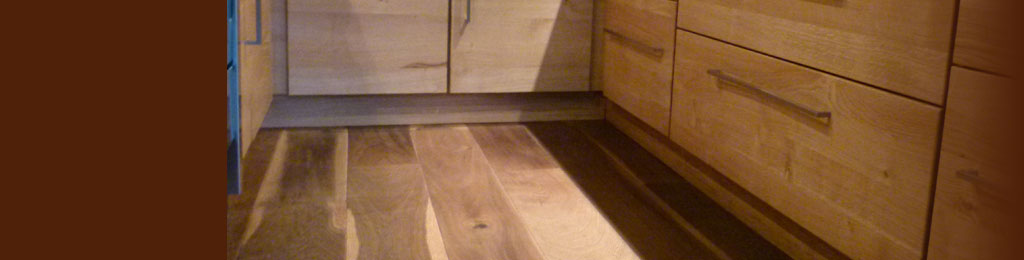 Floorboards thermowood